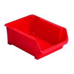 Lagersichtkasten 5 Rot