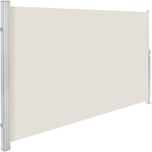 Aluminium Seitenmarkise beige 200 x 300 cm