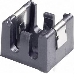 MPD BH1/3N-C Batteriehalter 1x 1/3N Lötanschluss (L x B x H) 16 x 13.5 x 12.5mm