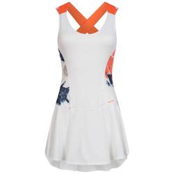 Damska sukienka tenisowa HEAD Vision Graphic 814207-WHCO - L