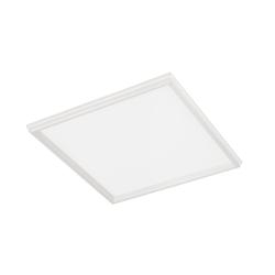 Briloner LED-Deckenleuchte Duo in weiß, 45 x 45 cm