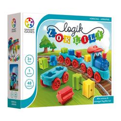 Smart Games Spielesammlung, Lernspiel Logik Lok Lili