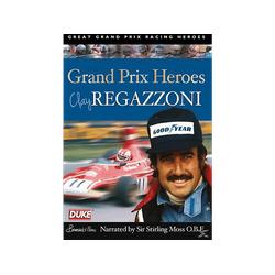 Grand Prix Heroes - Clay Regazzoni DVD