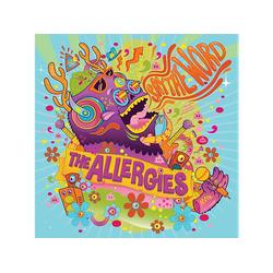 Allergies - SAY THE WORD (Vinyl)