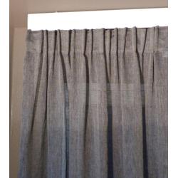 indeko Innenlaufschiene Ovum1, 1 läufig-läufig, Wunschmaßlänge weiß Gardinenschienen Gardinen Vorhänge