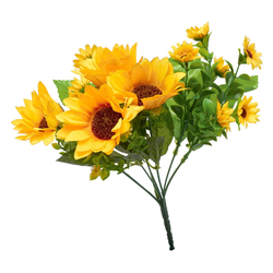 Kunstblume Sonnenblume, VBS, 30cm