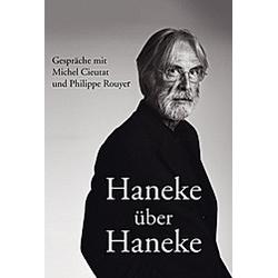 Haneke über Haneke - Buch