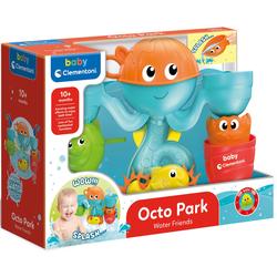 Clementoni Badespielzeug Bade-Freunde - Wasserpark-Set bunt Kinder Wasserspielzeug Outdoor-Spielzeug