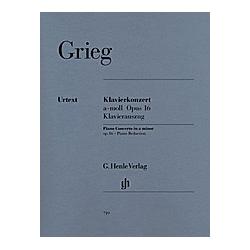 Klavierkonzert a-Moll op.16  Klavierauszug. Edvard - Klavierkonzert a-moll op. 16 Grieg  - Buch