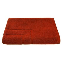 grace grand spa Badematte grace grand spa, Höhe 1 mm, aus griffigem Frottee rot