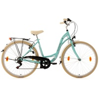 KS-CYCLING Casino 28 Zoll RH 48 cm Damen mintgrün