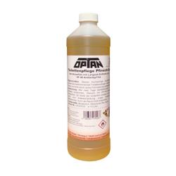 OPTAN Toilettenpflege, Pfirsichduft, Sanitärparfüm mit Langzeit-Duftnote, 1 Liter - Flasche