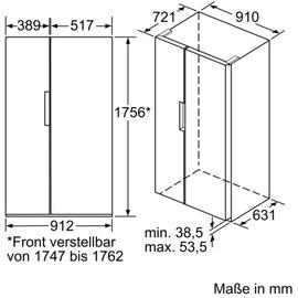 Bosch Serie 8 KAN92LB35