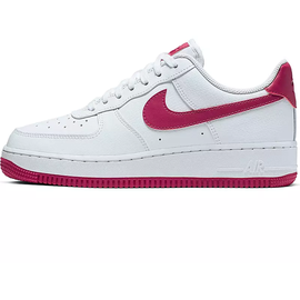 Nike Wmns Air Force 1 '07 white red white, 37.5 ab 99,99