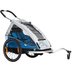 XLC Fahrradkinderanhänger MONO blau