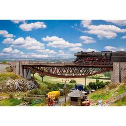 Faller 120503 H0 Fischbauchbrücke (L x B x H) 472 x 87 x 82mm