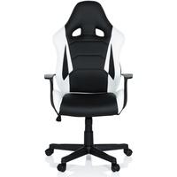 HJH Office GT Racer schwarz / weiß