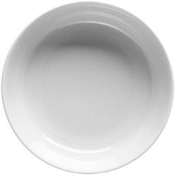 Teller tief / Suppenteller ONO, Durchm. 21 cm, von thomas. Aus weißem