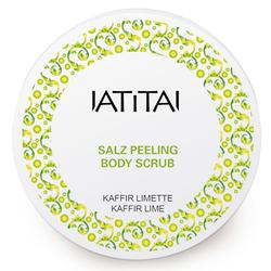 IATITAI Salz Peeling Kaffir Limette 250 ml