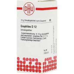 GRAPHITES D 12 Globuli 10 g