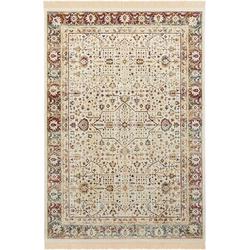 Teppich Modern Belutsch, NOURISTAN, rechteckig, Höhe 5 mm natur 160 cm x 230 cm x 5 mm