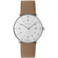 Junghans max bill Quarz Leder 38 mm 041/4562.04