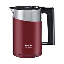Siemens TW86104P Wasserkocher & Toaster - Rot