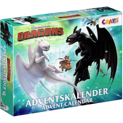 Dragons Adventskalender