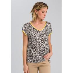 MARC AUREL T-Shirt im Leoparden-Dessin 42