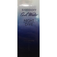 Davidoff Cool Water Night Dive Woman Eau de Toilette