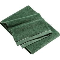 Esprit Box Solid Handtuch 2 x 50 x 100 cm moss green