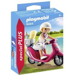 Playmobil Strand-Girl mit Roller 9084