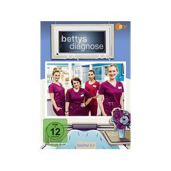 Bettys Diagnose: Staffel 5.1 DVD