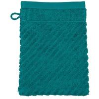 Ross Smart Waschhandschuh 16 x 22 cm smaragd