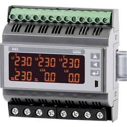 Lumel N43 12100E0 Drehstrom-Universal-Multimeter