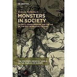 Monsters in Society. Rebecca Merkelbach  - Buch