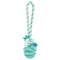Trixie Naturgummiball am Seil