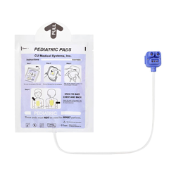 CU Medical Systems Defibrillator-Elektroden für iPAD CU-SP, Kinder