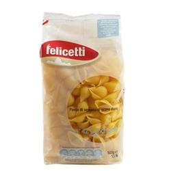 Muschelnudeln aus Hartweizengrieß, 500g - Felicetti