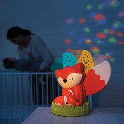 Nachtlicht-Projektor 2 In 1 Fuchs