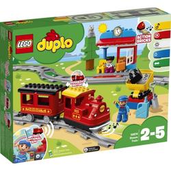 LEGO® Puzzle LEGO® DUPLO® 10874 Dampfeisenbahn, Puzzleteile