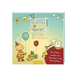Die kleine Hummel Bommel - Party-Set