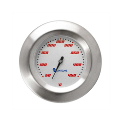 Lantelme Grillthermometer 450 Grad Grill - BBQ Thermometer, 2-tlg.