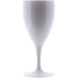 Q Squared NYC Sektglas, (Set, 4 tlg., x Gläser), Polycarbonat, 170 ml, 4-teilig weiß Sektgläser Champagnergläser Gläser Glaswaren Haushaltswaren Sektglas