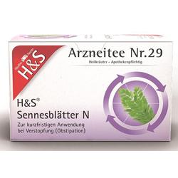 H&S Sennesblätter N