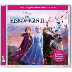 Disney/Eiskönigin - Die Eiskönigin 2