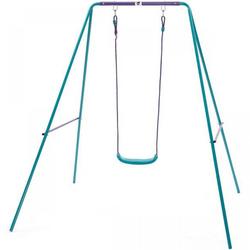 Swing Plum Single Swing Set