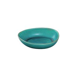 LEONARDO Schale NOLI Keramikschüssel 22 cm grün 1 Stück, Keramik, (1-tlg)