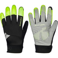 Endura Windchill Handschuh neon-grün XS