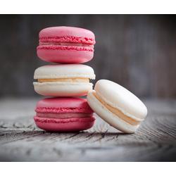 WENKO Küchenrückwand Macarons